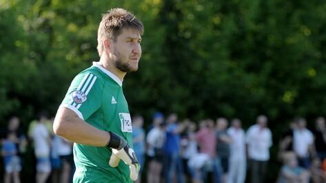 Вратарь «Факела» Александр Саутин: «Я прирос к Воронежу душой»
