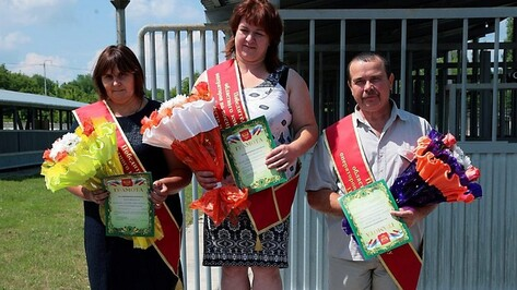 Ветврач из павловского села победила в областном конкурсе
