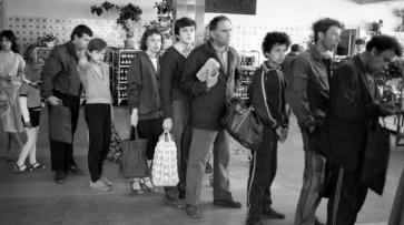 Конец века. Хлебный дефицит в Воронеже и ЧП с выпавшей из штурмовика ракетой