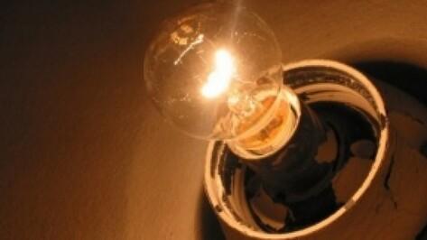 Электричество вернулось в 3 поселка Новоусманского района