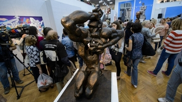 В Воронеже открылась выставка скульптуры и графики Эрнста Неизвестного