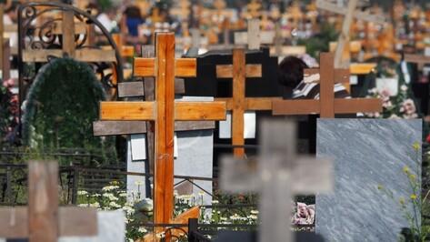 С воронежских кладбищ вывезли 9,2 тыс кубометров мусора за пасхальные праздники