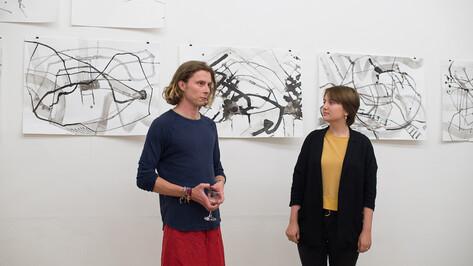 Выпускники «Школы для художников» при Воронежском ЦСИ открыли первую выставку