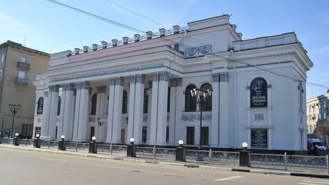 Воронежский драмтеатр продолжит акцию «СИТО»