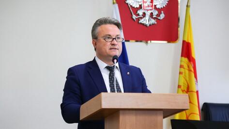 Мэр Воронежа рассказал об итогах работы в сфере ЖКХ и благоустройства в 2019 году