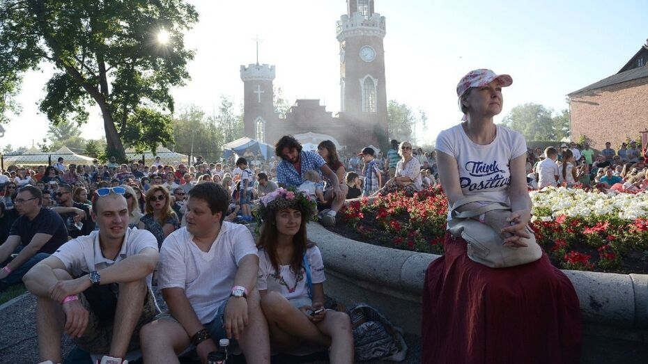 Усадьба Jazz пройдет под Воронежем 16 июля