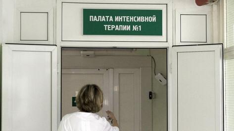 Врачи госпитализировали еще одного пострадавшего при взрыве в автобусе в Воронеже