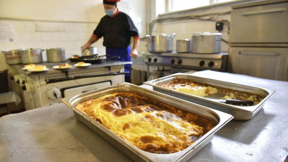 Контракты на школьное питание мэрия Воронежа раздала иногородним компаниям