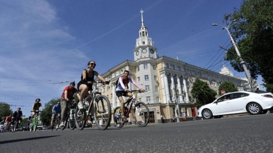 Велосипедисты проедут по местам боевой славы Воронежа