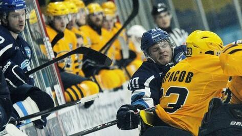 Воронежский «Буран» в овертайме обыграл «Дизель» и сравнял счет в серии 1/8 плей-офф