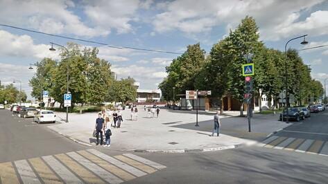 Работы по обновлению сквера у Советской площади в Воронеже подорожали в 1,5 раза