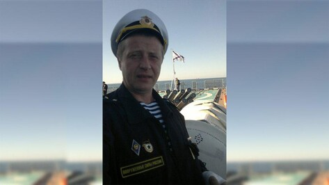Сослуживцы погибшего в Сирии воронежского летчика начали сбор помощи его семье