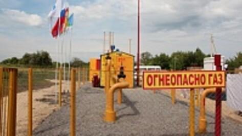 В Новоусманском районе газифицировали два села
