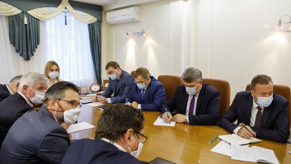 Депутаты Воронежской облдумы подготовят план законопроектов по профильным направлениям