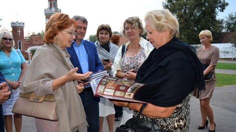 В Рамони побывали эксперты международной выставки-ярмарки «Воронеж – город-сад»