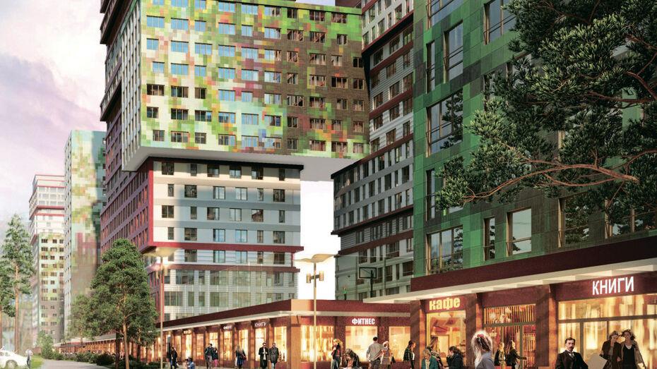 Воронежский микрорайон от ГК Хамина спроектировали архитекторы из Нидерландов