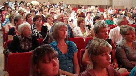 Хохольские учителя соберутся на районный педсовет