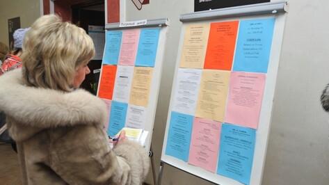 В Воронеже прошла ярмарка вакансий для женщин