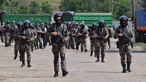 УФСБ предупредило об учении по нейтрализации террористической угрозы в Россошанском районе