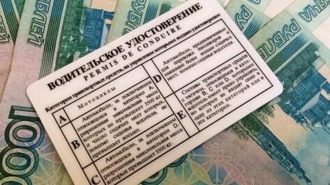 Прокуроры добились отмены 12 тыс незаконных штрафов в Воронежской области