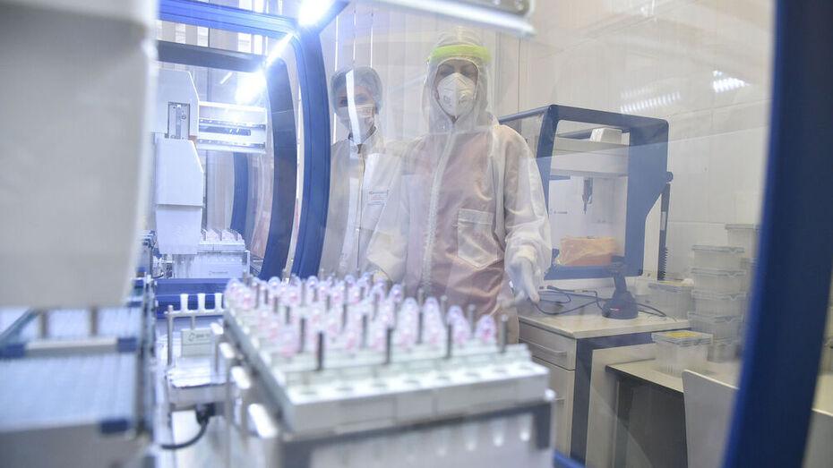 Число заболевших коронавирусом воронежцев превысило 55 тыс