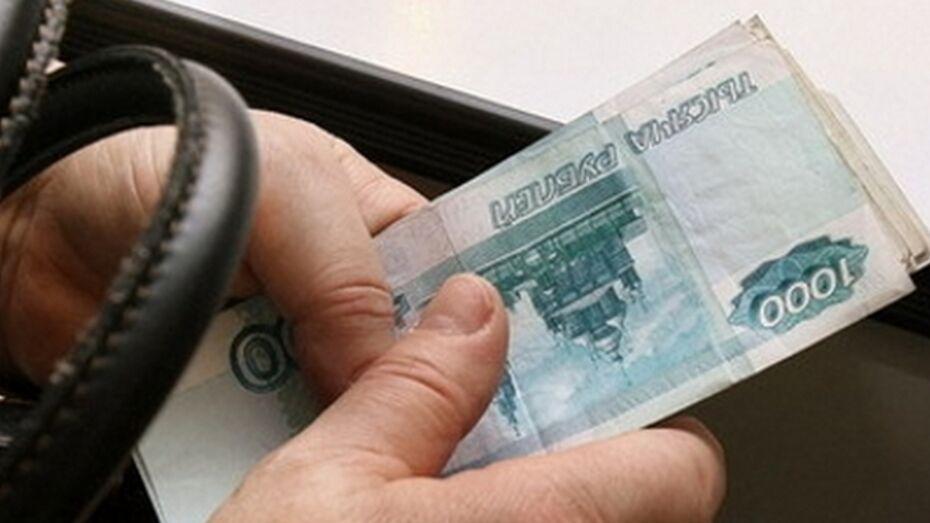 В Репьевском районе врач получил три тысячи рублей за снятие с наркологического учета