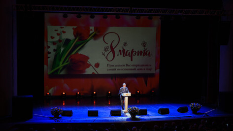 Губернатор отметил успешность и многогранность воронежских женщин