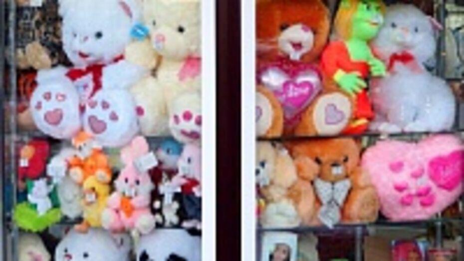 В Воронеже в хищении из детского магазина подозревают 30-летнюю женщину