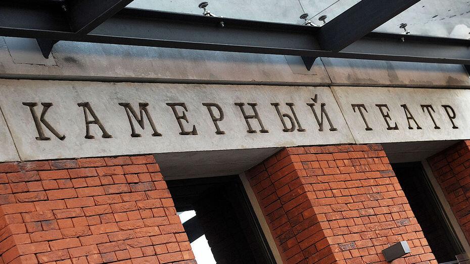 В воронежском Камерном театре откроется выставка Сергея Бруданина