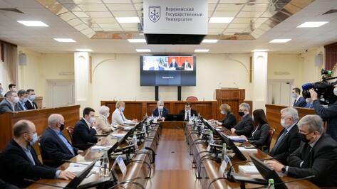 Воронежский госуниверситет планирует построить городской межвузовский стадион