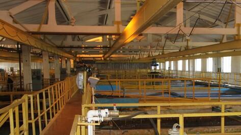 «РВК-Воронеж» реконструирует очистные сооружения 2 водоподъемных станций