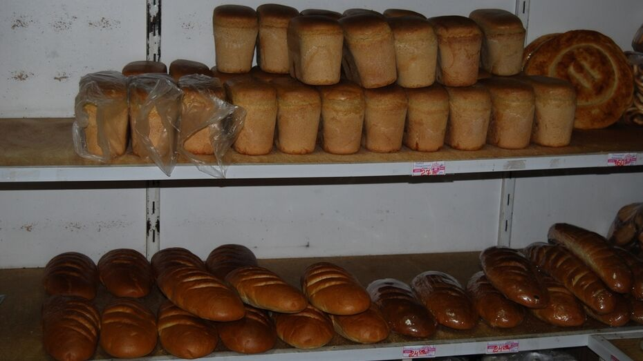 В Бутурлиновке с 1 февраля подорожал хлеб