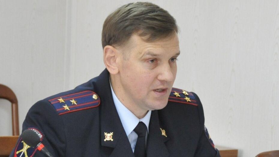 Начальник воронежского управления МВД и председатель общественного совета при УМВД провели прием граждан
