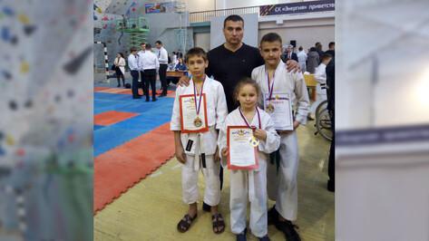 Каменские бойцы завоевали 3 «золота» чемпионата области по восточному боевому единоборству