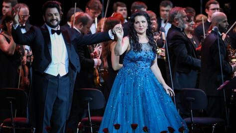 Цена билета на концерт Анны Нетребко в Воронеже дойдет до 25 тыс рублей