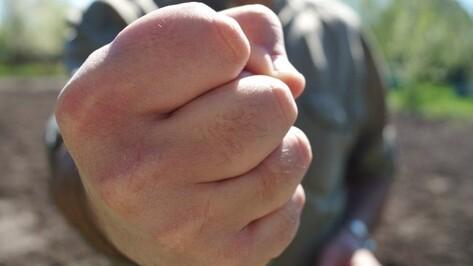 Сельчанин из Воронежской области пойдет под суд за избиение участкового