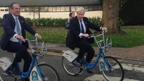 Мэр Лондона вдохновил воронежских активистов увеличить количество велопарковок