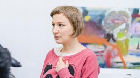 Воронежская художница попала в топ влиятельных фигур в российском искусстве
