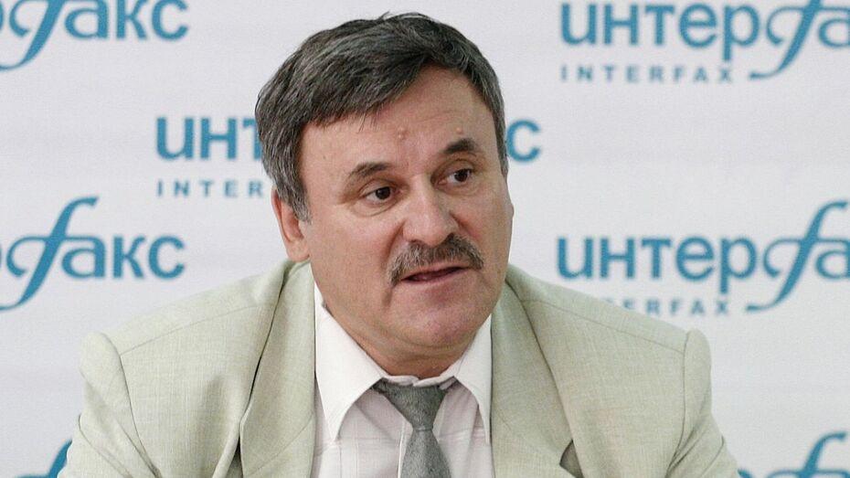 Глава воронежского УФАС Владимир Рохмистров ушел в отставку