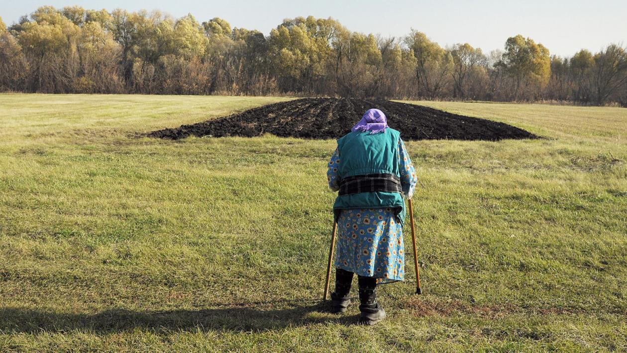 Заброшенные хутора: как пустеют воронежские деревни. Знаменка