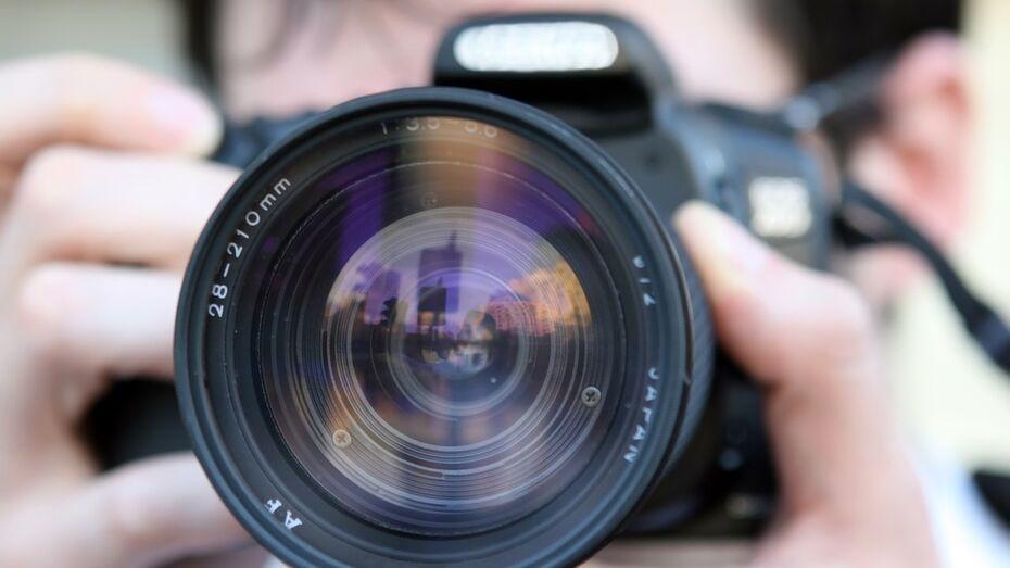Воронежцев позвали на бесплатные мастер-классы проекта «Фотографические встречи»