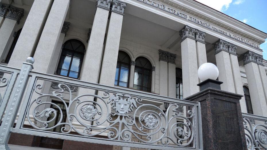 Воронежский драмтеатр передаст реквизит музею Бахрушина в память о пандемии
