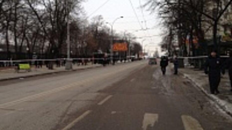 Улицы, по которым прошла эстафета олимпийского огня, быстро пустеют
