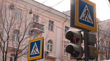 Камеры видеофиксации на «зебрах» заработают в Воронеже с 1 февраля