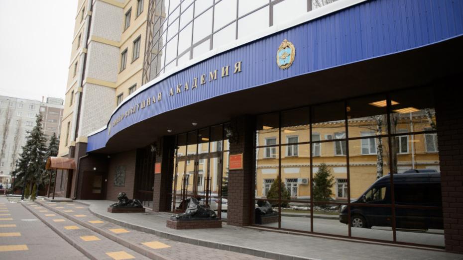 В Воронеже 9,5 тыс курсантов Военно-воздушной академии посадили на карантин в казармы