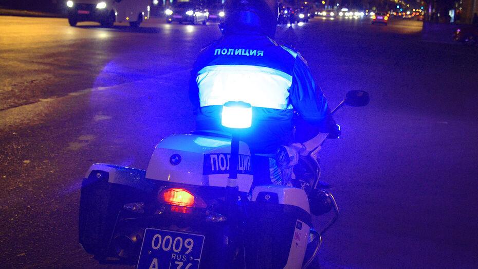Более 100 пьяных водителей поймали в Воронежской области за праздники