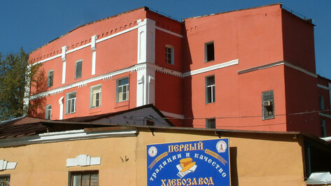 Работники старейшего хлебозавода Воронежа пожаловались на простой