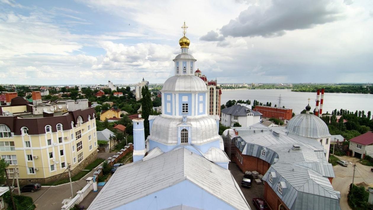 Легенды Воронежа. «Намоленная» Никольская церковь