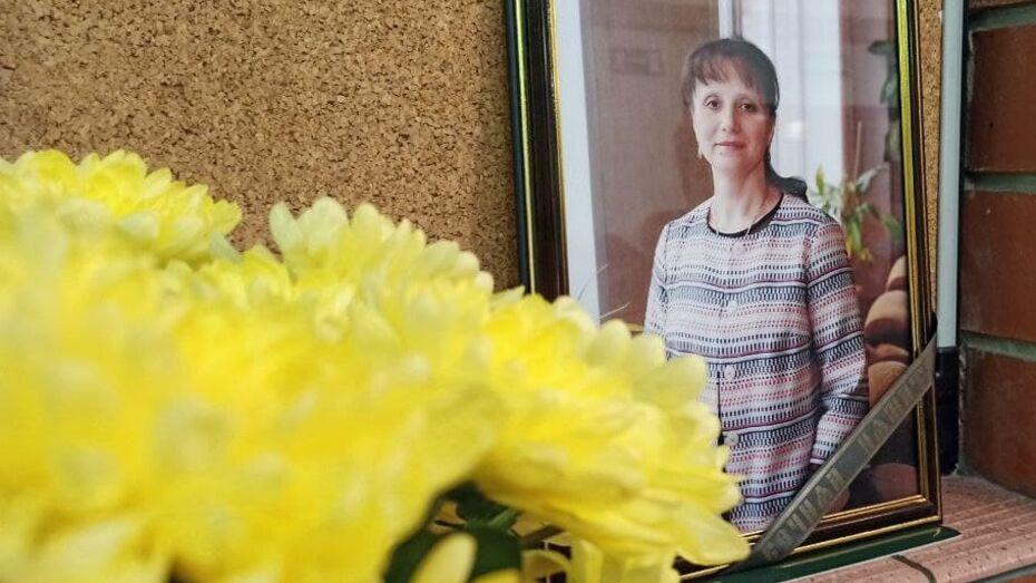 «Хочется, чтобы это был сон». Коллеги рассказали об убитой в Воронеже учительнице