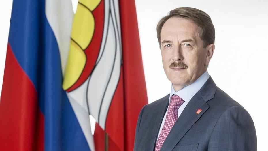 Глава региона призвал жителей Воронежской области принять участие в выборах